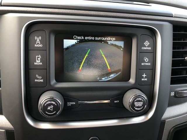 2018 Ram 1500 Quad Cab 4x4,  Pickup #273721 - photo 7