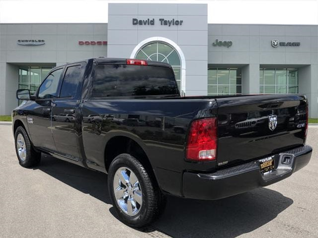 2018 Ram 1500 Quad Cab 4x4,  Pickup #273773 - photo 2