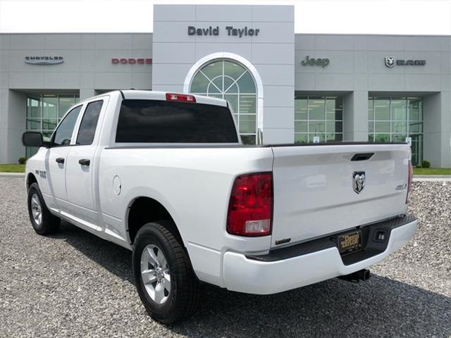 2018 Ram 1500 Quad Cab 4x4,  Pickup #286933 - photo 2