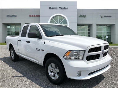 2018 Ram 1500 Quad Cab 4x4,  Pickup #286933 - photo 1
