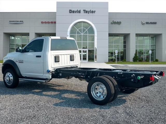 2018 Ram 4500 Regular Cab DRW 4x4,  Cab Chassis #293287 - photo 2