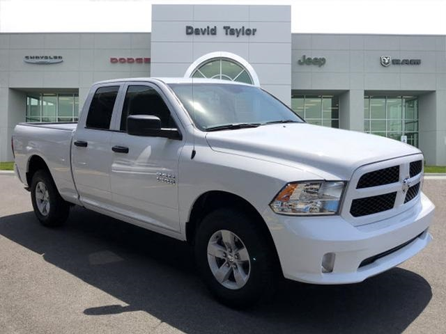 2018 Ram 1500 Quad Cab 4x4,  Pickup #302644 - photo 1