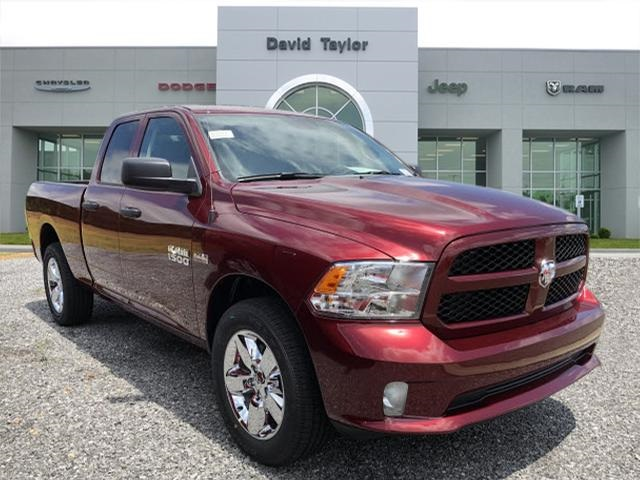 2018 Ram 1500 Quad Cab 4x4,  Pickup #302665 - photo 1