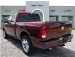 2018 Ram 1500 Quad Cab 4x4,  Pickup #302665 - photo 2