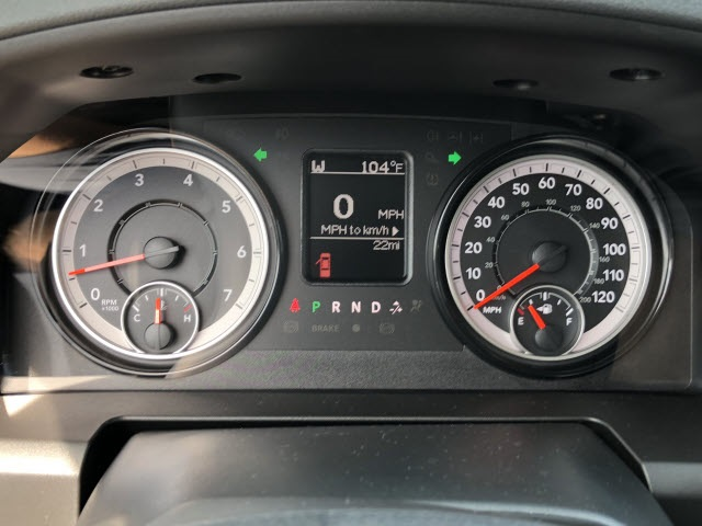 2018 Ram 1500 Crew Cab 4x4,  Pickup #314405 - photo 9