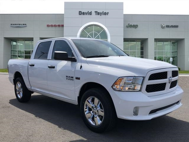 2018 Ram 1500 Crew Cab 4x4,  Pickup #314405 - photo 1