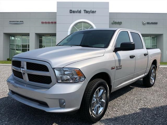 2018 Ram 1500 Crew Cab 4x4,  Pickup #314406 - photo 1