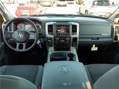 2018 Ram 1500 Crew Cab 4x4,  Pickup #352653 - photo 13