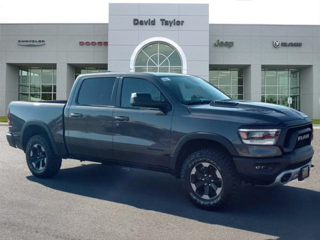 2019 Ram 1500 Crew Cab 4x4,  Pickup #551730 - photo 1
