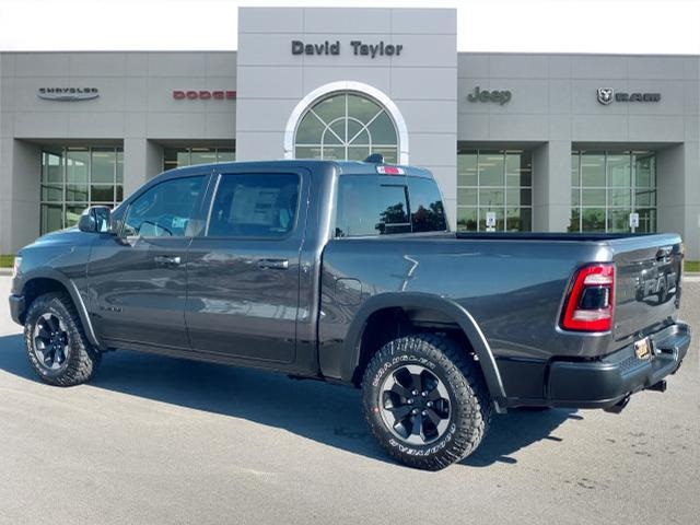 2019 Ram 1500 Crew Cab 4x4,  Pickup #551730 - photo 2
