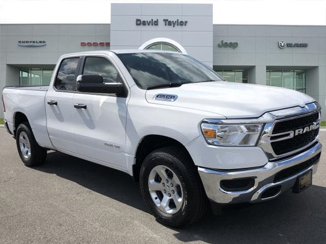 2019 Ram 1500 Quad Cab 4x4,  Pickup #643226 - photo 1