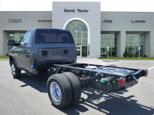 2017 Ram 3500 Regular Cab DRW 4x4,  Cab Chassis #684432 - photo 2