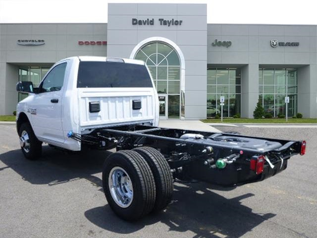 2017 Ram 3500 Regular Cab DRW 4x4,  Cab Chassis #719639 - photo 2
