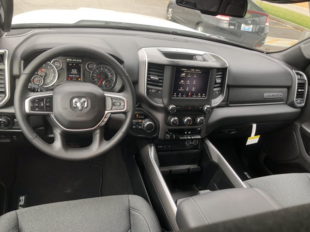 2019 Ram 1500 Crew Cab 4x4,  Pickup #729554 - photo 15