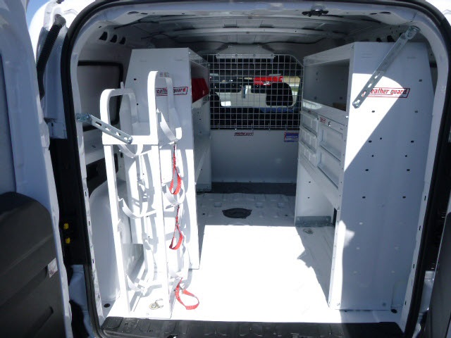 2017 ProMaster City,  Upfitted Cargo Van #D34458 - photo 2