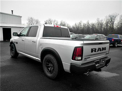 2018 Ram 1500 Crew Cab 4x4, Pickup #C18132 - photo 2