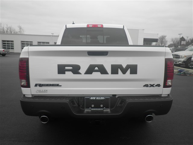 2018 Ram 1500 Crew Cab 4x4, Pickup #C18137 - photo 4