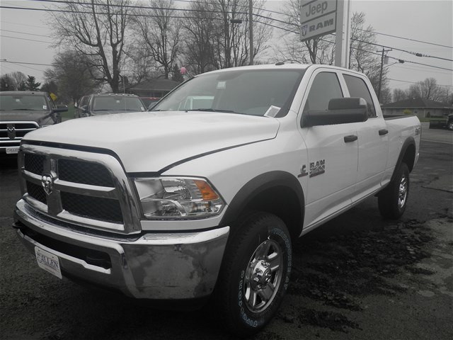 2018 Ram 2500 Crew Cab 4x4, Pickup #C18182 - photo 1