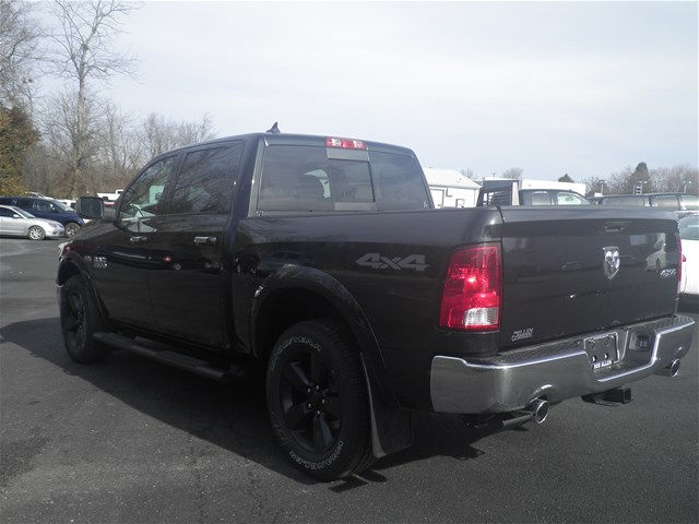 2018 Ram 1500 Crew Cab 4x4, Pickup #C18244 - photo 2