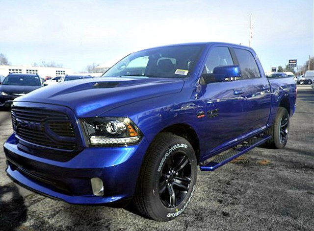 2018 Ram 1500 Crew Cab 4x4, Pickup #C18247 - photo 1
