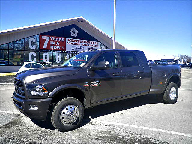 2018 Ram 3500 Mega Cab DRW 4x4,  Pickup #C18259 - photo 1