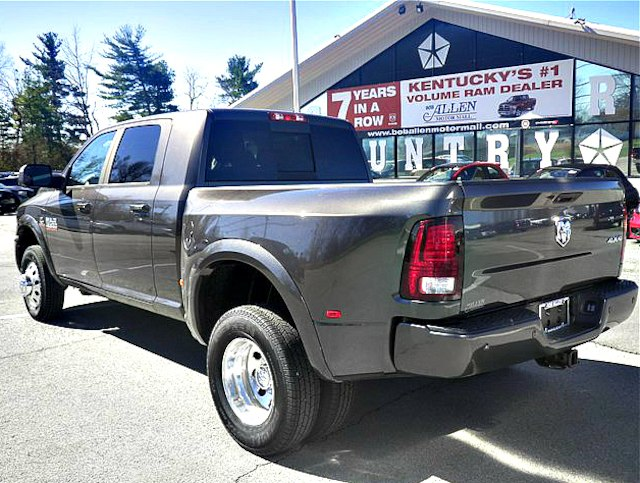 2018 Ram 3500 Mega Cab DRW 4x4,  Pickup #C18259 - photo 2