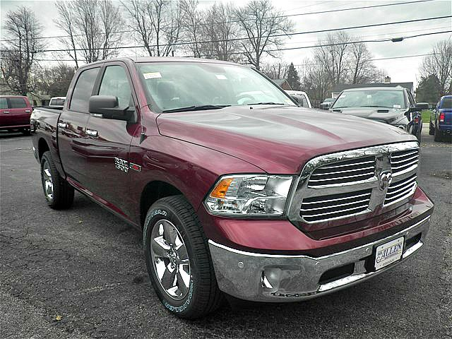 2018 Ram 1500 Crew Cab 4x4,  Pickup #C18358 - photo 34