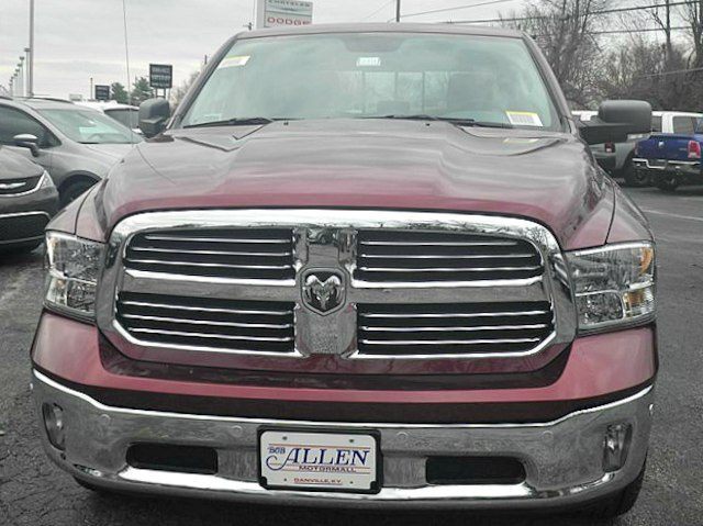 2018 Ram 1500 Crew Cab 4x4,  Pickup #C18358 - photo 35