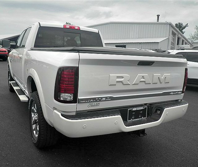 2018 Ram 2500 Crew Cab 4x4,  Pickup #C18361 - photo 2