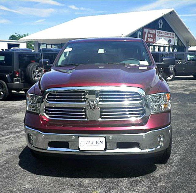 2018 Ram 1500 Crew Cab 4x4,  Pickup #C18377 - photo 12