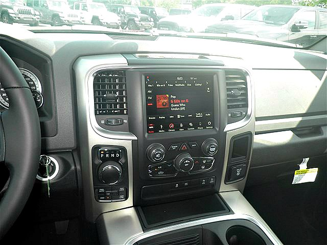 2018 Ram 1500 Crew Cab 4x4,  Pickup #C18377 - photo 29