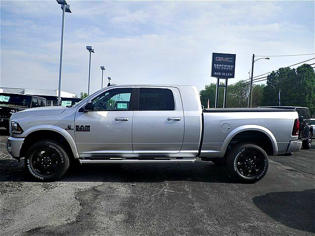 2018 Ram 2500 Mega Cab 4x4,  Pickup #C18380 - photo 3