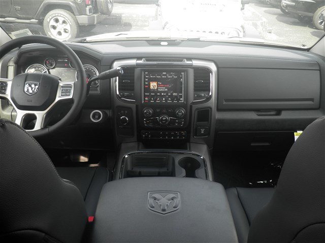 2018 Ram 2500 Mega Cab 4x4,  Pickup #C18380 - photo 23