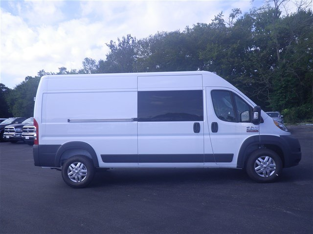 2018 ProMaster 2500 High Roof FWD,  Empty Cargo Van #C18491 - photo 14