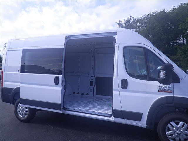 2018 ProMaster 2500 High Roof FWD,  Empty Cargo Van #C18491 - photo 18