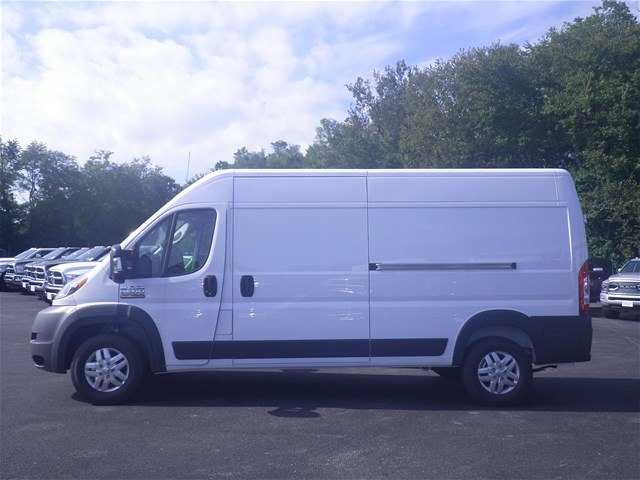 2018 ProMaster 2500 High Roof FWD,  Empty Cargo Van #C18491 - photo 3