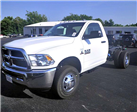 2018 Ram 3500 Regular Cab DRW 4x4,  Cab Chassis #C18504 - photo 1