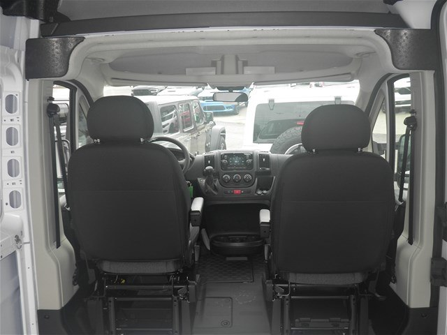 2018 ProMaster 1500 High Roof FWD,  Empty Cargo Van #C18514 - photo 10