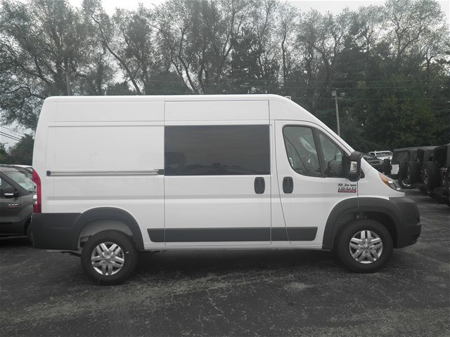 2018 ProMaster 1500 High Roof FWD,  Empty Cargo Van #C18514 - photo 12