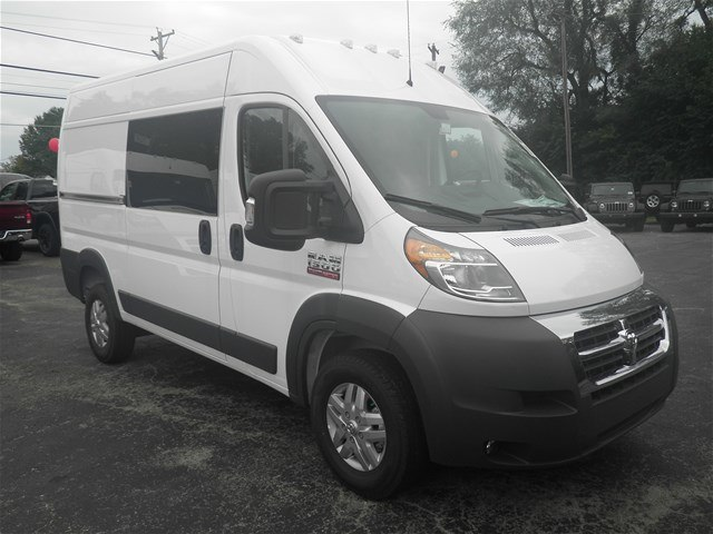 2018 ProMaster 1500 High Roof FWD,  Empty Cargo Van #C18514 - photo 14