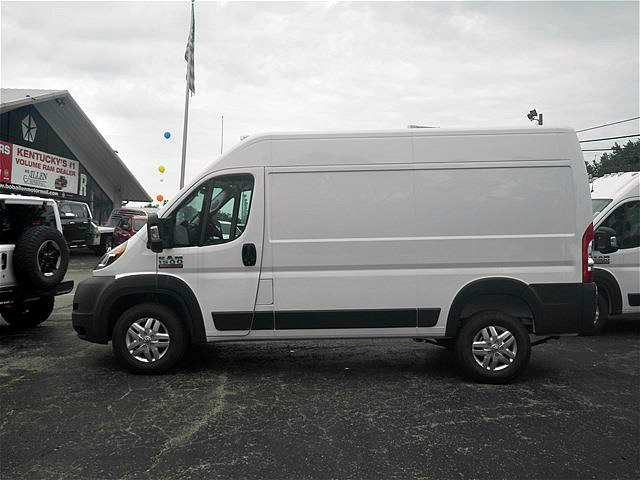 2018 ProMaster 1500 High Roof FWD,  Empty Cargo Van #C18514 - photo 3