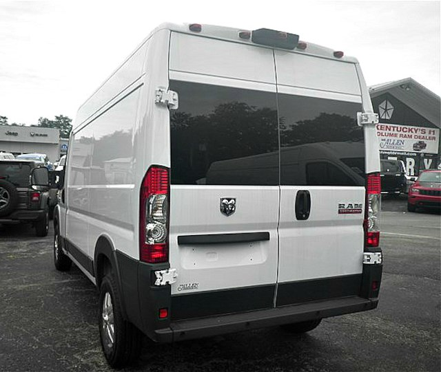 2018 ProMaster 1500 High Roof FWD,  Empty Cargo Van #C18514 - photo 4
