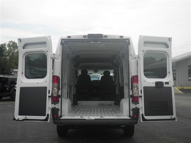 2018 ProMaster 1500 High Roof FWD,  Empty Cargo Van #C18514 - photo 8