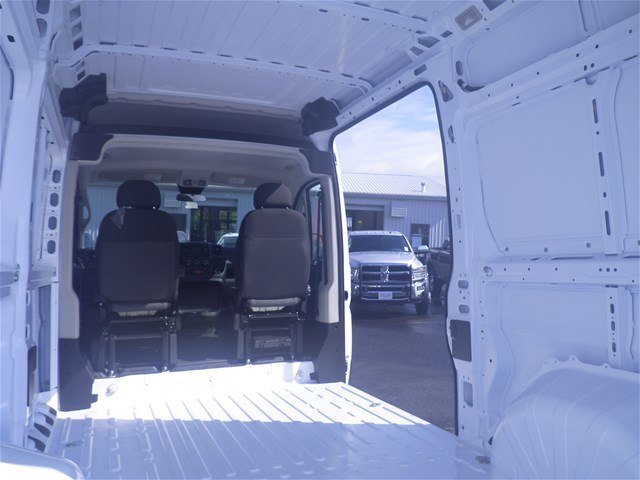 2018 ProMaster 1500 High Roof FWD,  Empty Cargo Van #C18542 - photo 10