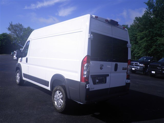 2018 ProMaster 1500 High Roof FWD,  Empty Cargo Van #C18542 - photo 4