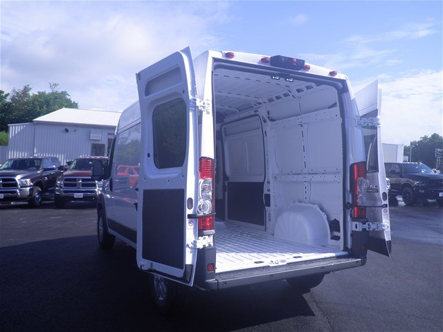 2018 ProMaster 1500 High Roof FWD,  Empty Cargo Van #C18542 - photo 7