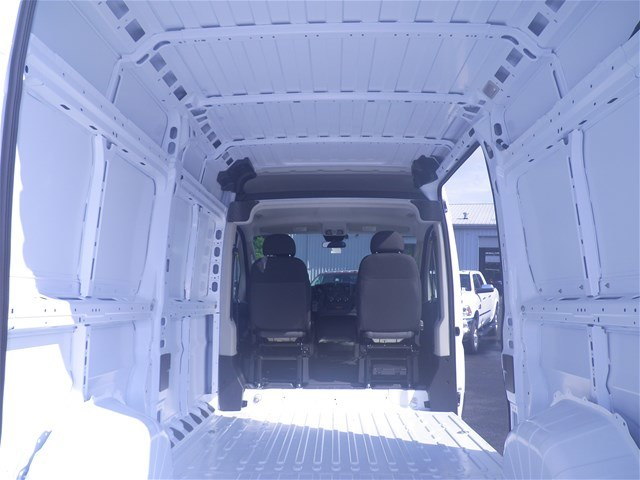 2018 ProMaster 1500 High Roof FWD,  Empty Cargo Van #C18542 - photo 9