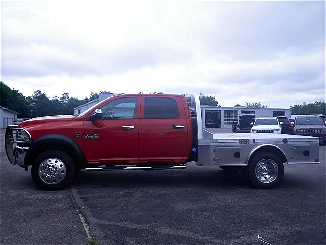 2018 Ram 4500 Crew Cab DRW 4x4,  CM Truck Beds Platform Body #C18574 - photo 3