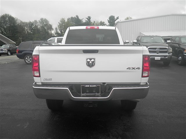 2018 Ram 2500 Crew Cab 4x4,  Pickup #C18611 - photo 4