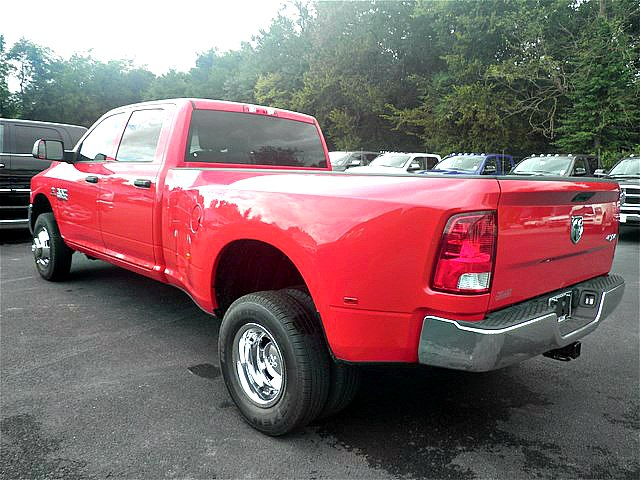 2018 Ram 3500 Crew Cab DRW 4x4,  Pickup #C18622 - photo 2